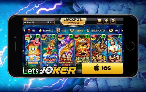 game tembak ikan iphone joker123